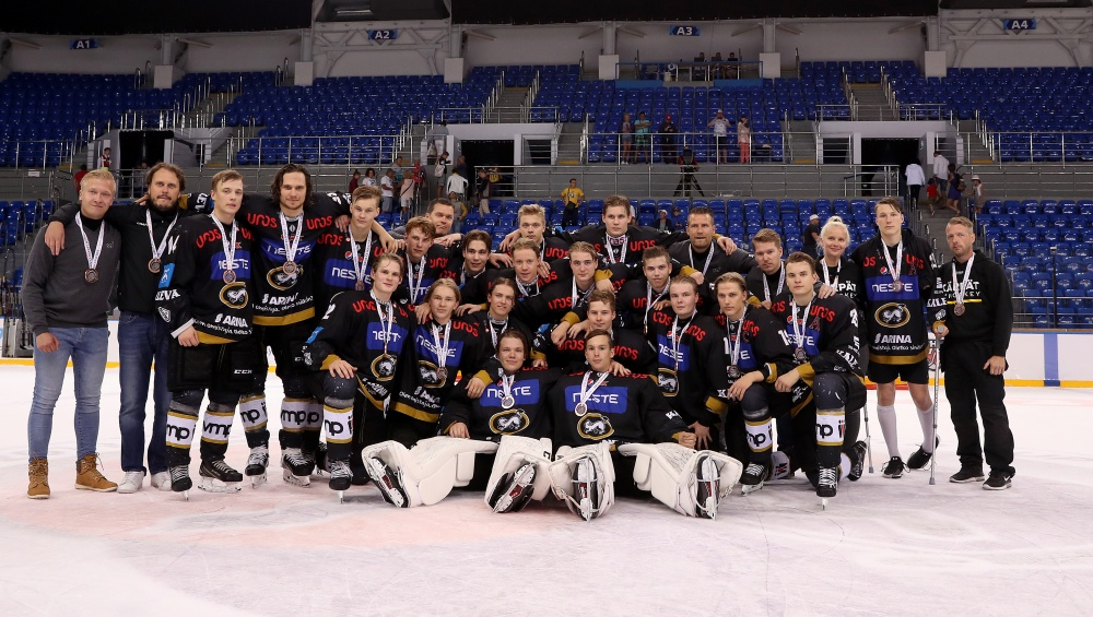 KÄRPÄT OULU WIN BRONZE AT SIRIUS JUNIOR CLUB WORLD CUP