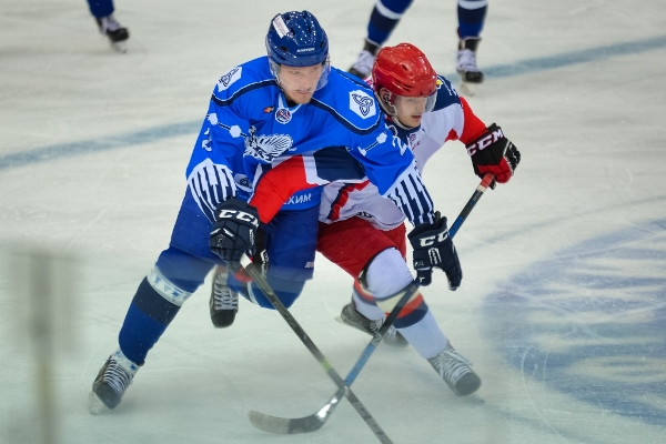 KRASNAYA ARMIYA WINS IN A THRILLER AND TAKES THE LEAD IN THE SERIES, KOSHELEV SCORES A HAT-TRICK