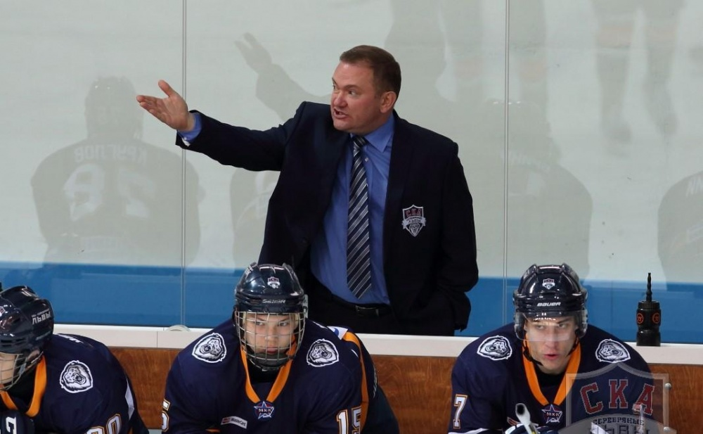 "SERGEI YAROVOY: ""IT'S IMPORTANT TO DEVELOP PLAYERS BUT MAKING THE PLAYOFFS IS OUR FOCUS, TOO"""