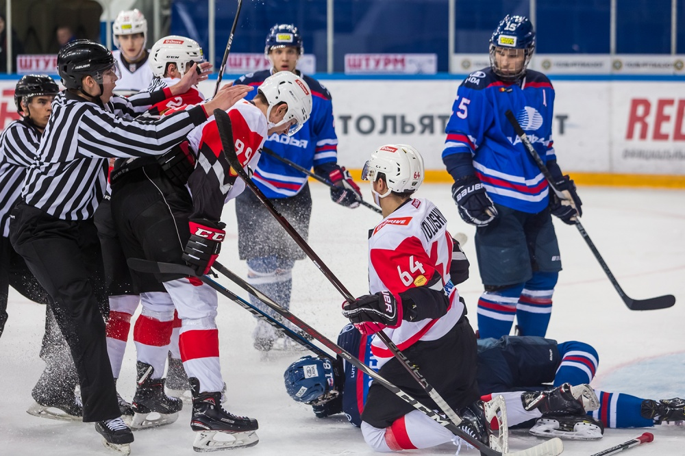 LADIYA ALLOWS 11 GOALS, TYUMENSKY LEGION WIN THEIR FIRST. SEPTEMBER 28th REVIEW