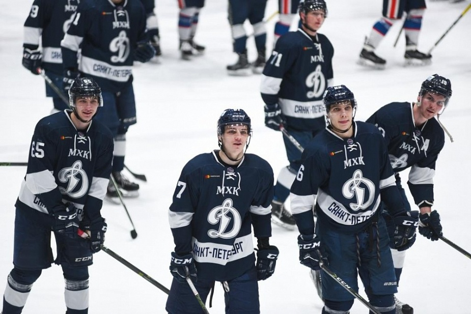 JHC DINAMO ST. PETERSBURG CLINCH THIRD PLAYOFF BERTH IN THE WEST
