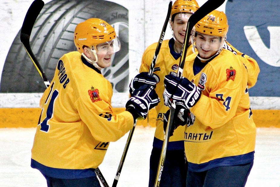 ATLANTY ENJOY A SOLID WIN OVER KUNLUN, SMIRNOV SCORES A HAT-TRICK