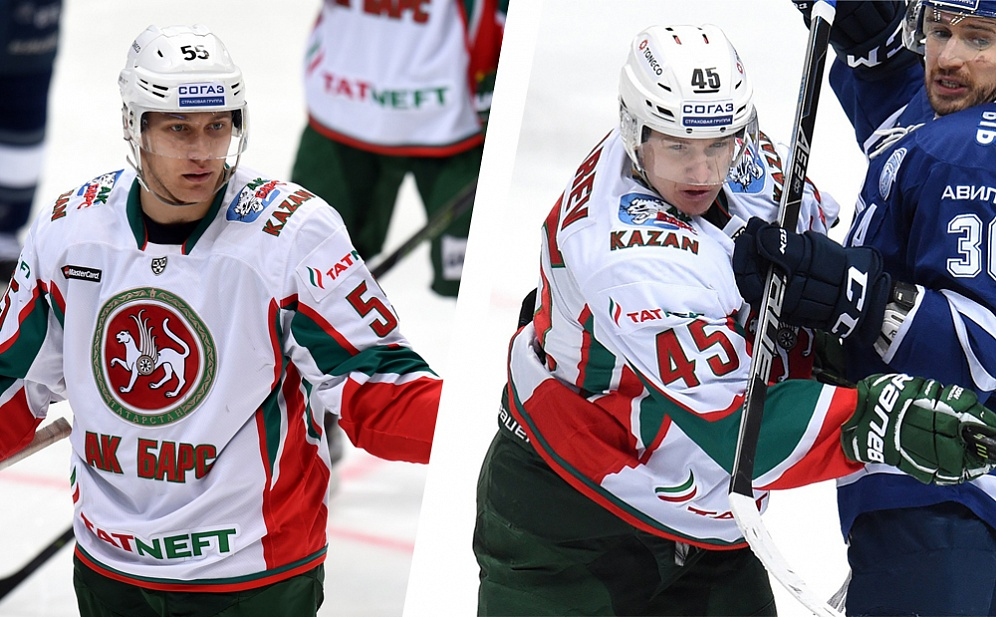CATS FLYING HIGH. KAZAN ALUMNI IN KHL