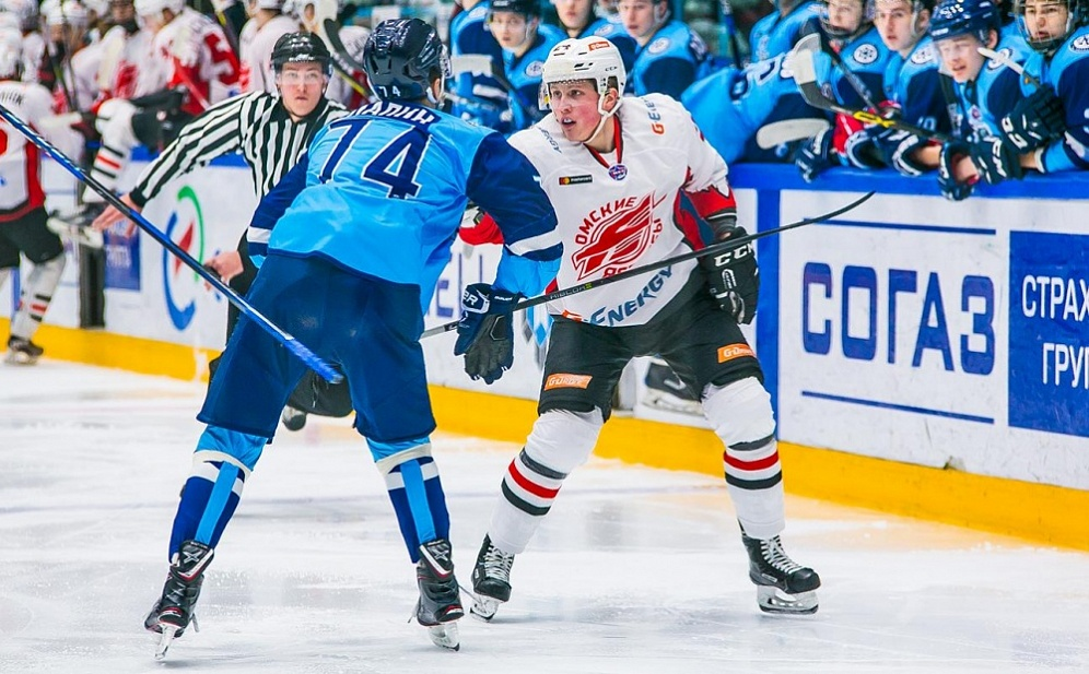 CHELYABINSK WIN IN 'BEAR RIVALRY', SIBIRSKIE SNAIPERY SECURE PLAYOFF BERTH
