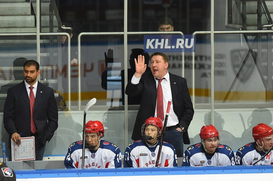 ALMAZ AND KRASNAYA ARMIYA IN PURSUIT OF ST. PETERSBURG. MHL GAMEDAY PREVIEW. OCTOBER 17th
