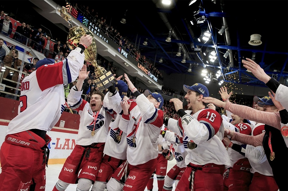 LOKO WIN THEIR THIRD KHARLAMOV CUP!